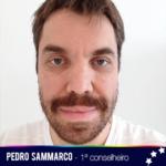 Pedro Sammarco - 1º Conselheiro e Psicólogo ONG EternamenteSOU para Idosos LGBT