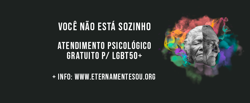 Atendimento Psicológico para Idosos LGBT